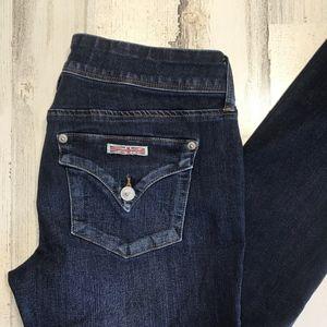 Hudson Collin Flap Skinny Stretch Jeans Sz 28